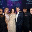 Inga Rubenstein Breast Cancer Research Foundation Hosts Hot Pink Party - Inside