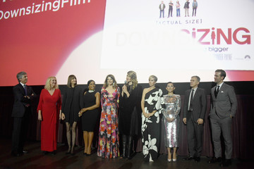 Ingjerd Egeberg 'Downsizing' Los Angeles Special Screening