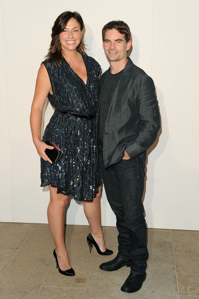 jeff gordon wife ingrid. Jeff Gordon and wife