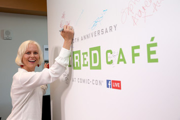 Ingrid Bolso Berdal 2017 WIRED Cafe At Comic Con, Presented By AT&T Audience Network - Day 1
