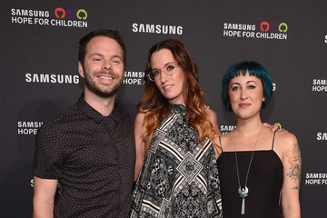 Ingrid Michaelson Samsung Hope for Children Gala 2015 - Arrivals