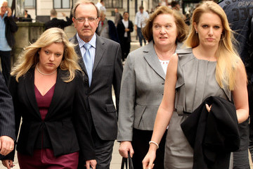 Charlotte Saunders Inquest Begins Into The Death Of A Barrister Shot Dead By Police Marksmen