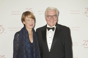 Frank-Walter Steinmeier and Elke Buedenbender Photos Photo