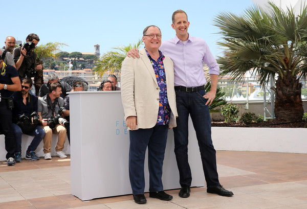 'Inside Out' Photocall - The 68th Annual Cannes Film Festival