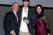 Michael Bloomberg and Katherine Oliver Photos Photo