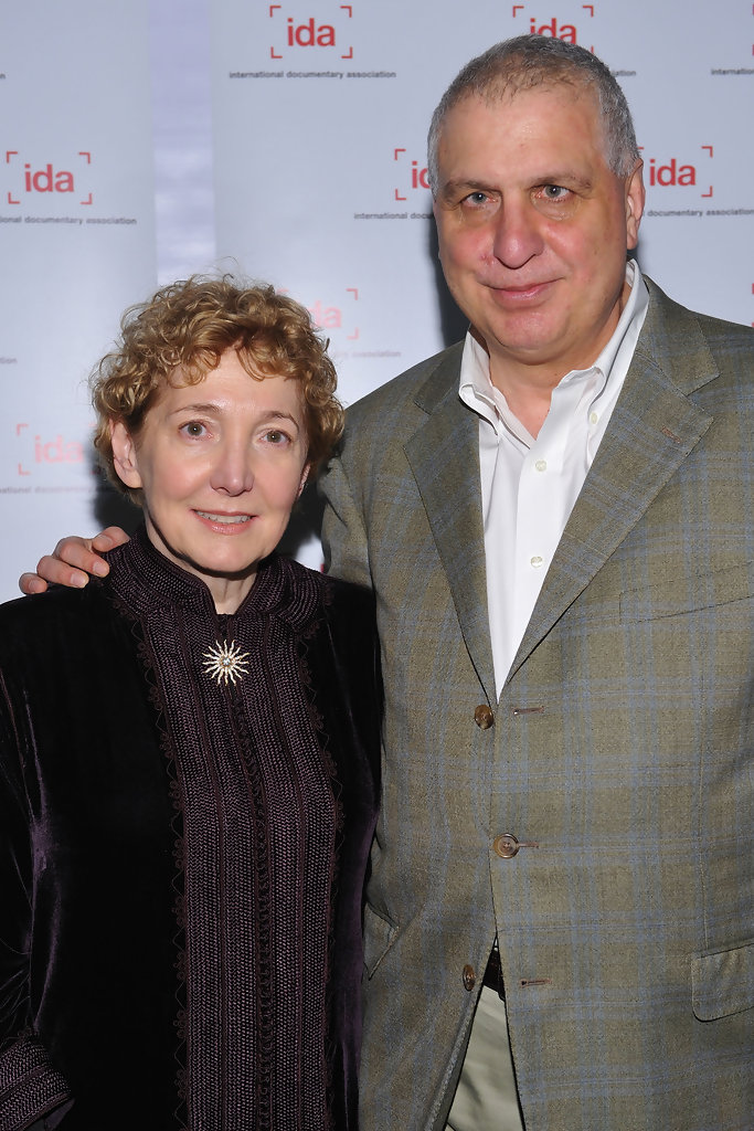 Errol Morris with beautiful, Wife Julia Sheehan