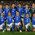 Giorgio Chiellini Cristian Maggio Photos - Italy players pose for a team photo prior to the international friendly match between Italy and Sweden at Dino Manuzzi Stadium on November 18, 2009 in Cesena, Italy. - International Friendly Match: Italy v Sweden