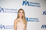 Model Nina Senicar attends the International Medical Corps Annual Awards Celebration on November 30, 2016 in Beverly Hills, California.