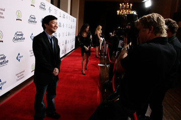 Ken Leung International Myeloma Foundation Hosts The 4th Annual Comedy Celebration Benefiting The Peter Boyle Foundation - Red Carpet