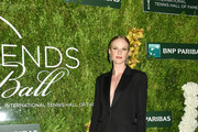 Anne V attends the International Tennis Hall Of Fame Legends Ball at Cipriani 42nd Street on September 7, 2019 in New York City.