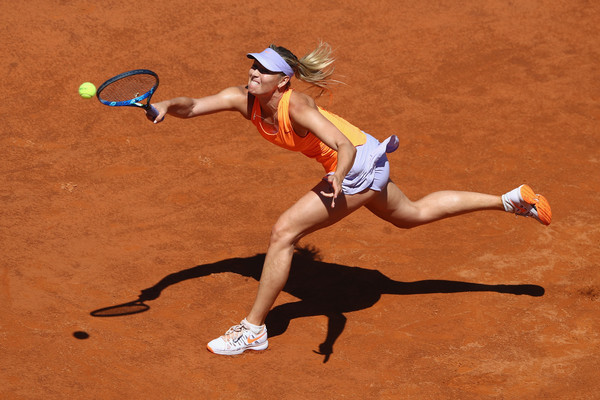 Maria Sharapova Misses Out On French Open Wild Card