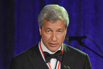"""Jamie Dimon Intrepid Sea, Air & Space Museum's 21st annual """"Salute to Freedom"""" Dinner"""