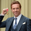 Damian Lewis Is an Officer of the British Empire