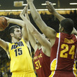 Percy Gibson and Georges Niang Photos