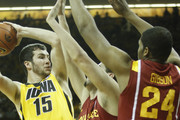 Percy Gibson and Georges Niang Photos Photo