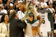 Tom Izzo and Adreian Payne Photos Photo