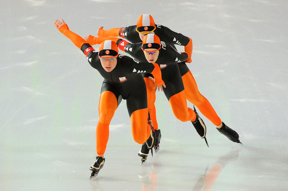 Olympic Speed Skating - Day 15