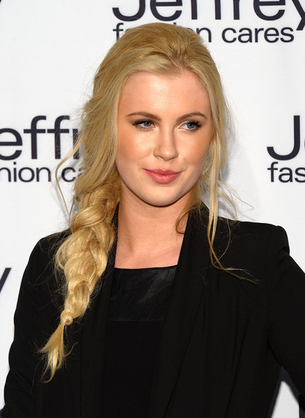 Ireland Baldwin Ireland Baldwin attends the Jeffrey Fashion Cares 10th