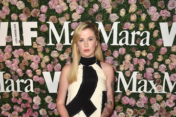 Ireland Baldwin Max Mara Celebrates Zoey Deutch - The 2017 Women in Film Max Mara Face of the Future
