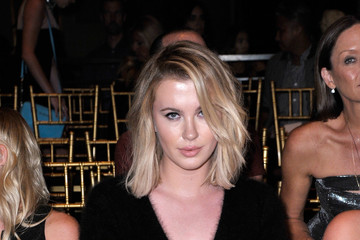 Ireland Baldwin Sherri Hill - Front Row - September 2016 - New York Fashion Week: The Shows