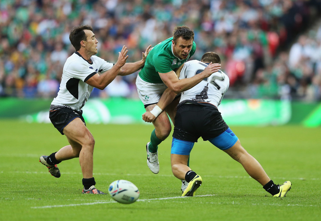 ireland v romania rugby world cup 2015