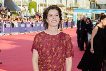 Irene Jacob 43rd Deauville American Film Festival : Opening Ceremony