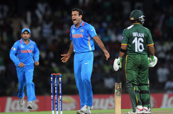 Irfan Pathan holds the record of most wickets for India in Asia Cup (photo - twitter)