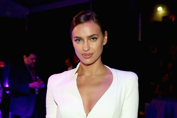 Irina Shayk Arrivals at the Elton John AIDS Foundation Oscars Viewing Party — Part 2