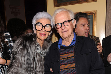 Iris Apfel Bergdorf Goodman Celebrates It's 111th Anniversary At The Plaza In New York City - Inside