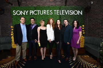 Isa Dick Hackett Sony Pictures Television LA Screenings Party