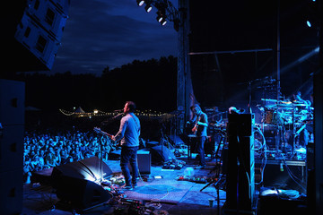 Isaac Brock Firefly Music Festival 2015 - Day 2