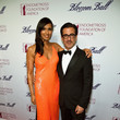 Isaac Franco 7th Annual Blossom Ball Benefiting the Endometriosis Foundation of America Hosted By EFA Founders Padma Lakshmi And Tamer Seckin, MD - Arrivals