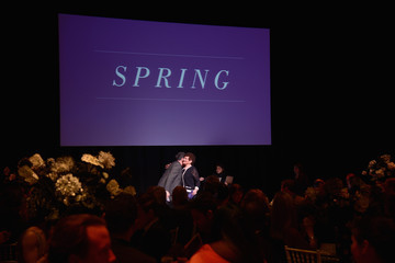 Isaac Mizrahi Isaac Mizrahi's 'Good Shepherd Services' Spring Party