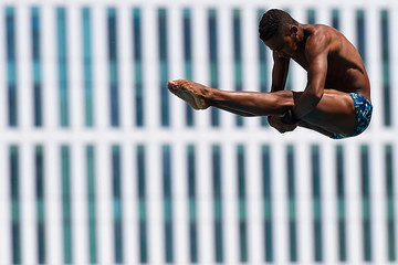Isaac Souza Filho FINA Diving World Cup - Aquece Rio Test Event for the Rio 2016 Olympics