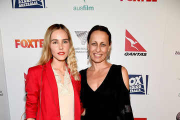 Isabel Lucas Australians in Film's 5th Annual Awards Gala - Red Carpet