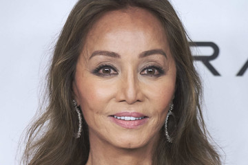 Isabel Preysler Rabat and Rolex Party in Madrid