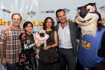 Isabela Moner Premiere of Open Road Films' 'The Nut Job 2: Nutty by Nature' - Red Carpet