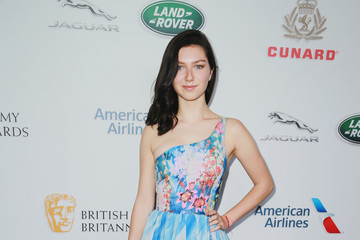 Isabella Blake-Thomas 2018 British Academy Britannia Awards Presented By Jaguar Land Rover And American Airlines - Arrivals