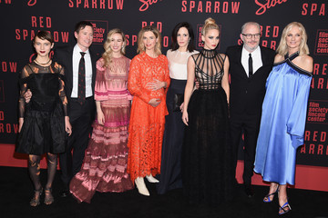 Isabella Boylston 'Red Sparrow' New York Premiere
