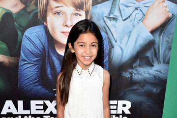 Isabella Day 'Alexander and the Terrible, Horrible, No Good, Very Bad Day' Premiere — Part 3