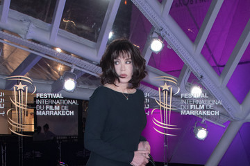 Isabelle Adjani 16th Marrakech International Film Festival : Day Eight