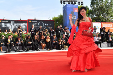 Isabelle Adriani First Reformed Premiere - 74th Venice Film Festival
