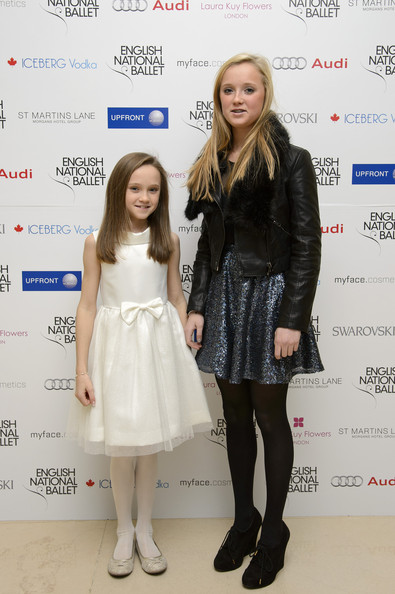 English National Ballet Christmas Party - Arrivals