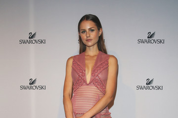 Isabelle Cornish Swarovski - Arrivals - Mercedes-Benz Fashion Week Australia 2016