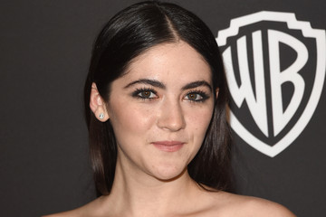Isabelle Fuhrman InStyle And Warner Bros. Golden Globes Party — Part 2
