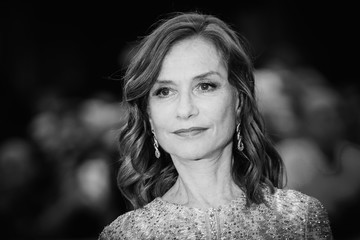 Isabelle Huppert Black & White Alternative Views - Rome Film Fest 2018