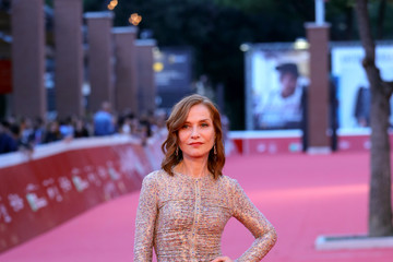 Isabelle Huppert Isabelle Huppert Red Carpet - 13th Rome Film Fest