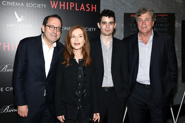 Isabelle Huppert 'Whiplash' Screening in NYC —Part 3