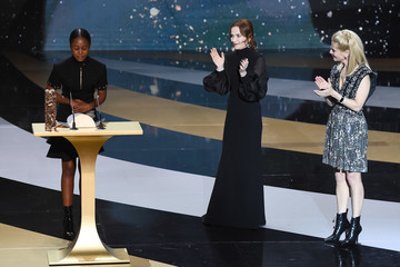 Isabelle Huppert Ceremony - Cesar Film Awards 2021 At L'Olympia In Paris
