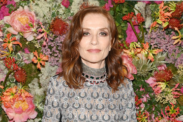 Isabelle Huppert Louis Vuitton Dinner - The 74th Annual Cannes Film Festival